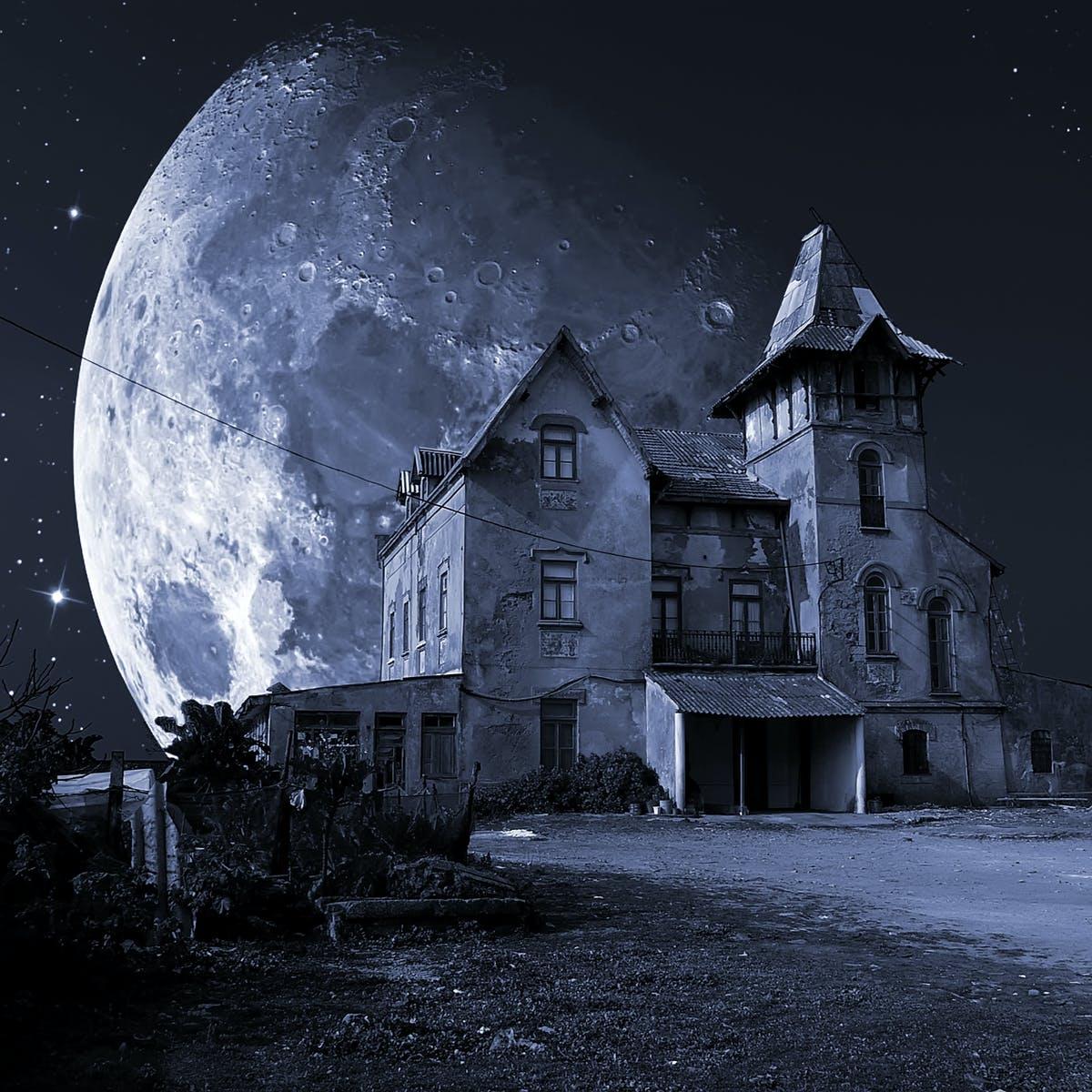 haunted house in Ohio